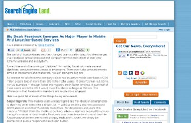 http://searchengineland.com/big-deal-facebook-emerges-as-major-player-in-mobile-and-location-based-services-2-54792
