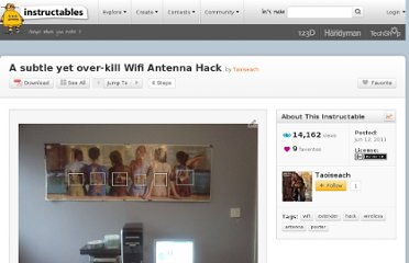 http://www.instructables.com/id/A-subtle-yet-over-kill-Wifi-Antenna-Hack/
