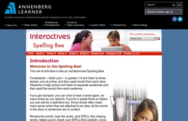 http://www.learner.org/interactives/spelling/index.html