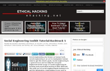 http://www.ehacking.net/2011/08/social-engineering-toolkit-tutorial.html