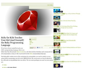 http://lifehacker.com/5770641/teach-your-kid-and-yourself-the-ruby-programming-language
