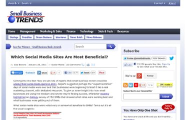http://smallbiztrends.com/2011/01/which-social-media-site-most-beneficial%e2%80%99.html