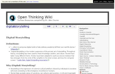 http://couros.wikispaces.com/digitalstorytelling