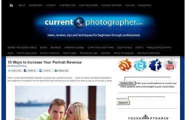 http://currentphotographer.com/15-ways-to-increase-your-portrait-revenue-by-michael-shilling/