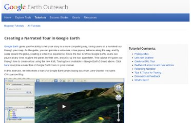 http://earth.google.com/outreach/tutorial_kmltours.html