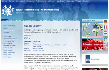 http://www.wecf.eu/english/about-wecf/issues-projects/projects/gender-equality.php