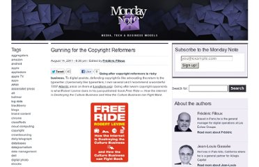 http://www.mondaynote.com/2011/08/14/gunning-for-the-copyright-reformers/