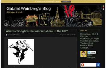 http://www.gabrielweinberg.com/blog/2011/08/what-is-googles-real-market-share-in-the-us.html