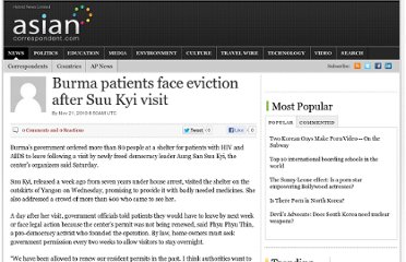 http://asiancorrespondent.com/42824/myanmar-patients-face-eviction-after-suu-kyi-visit/