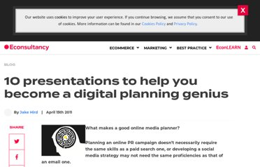 http://econsultancy.com/blog/7425-10-presentations-to-help-you-become-a-digital-planning-genius