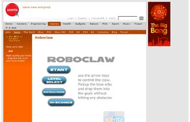 http://www.scenta.co.uk/minisites/flash/roboclaw/index.html
