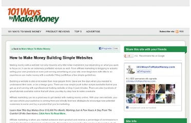 http://www.101waystomakemoney.com/how-to-make-money-with-a-website/