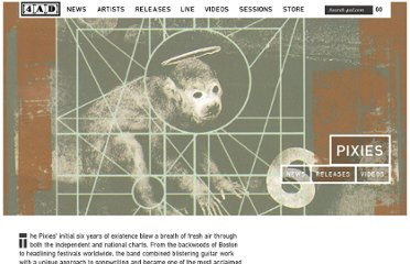 http://4ad.com/artists/pixies