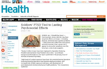 http://news.health.com/2011/01/03/soldiers-ptsd-tied-to-lasting-psychosocial-effects/#