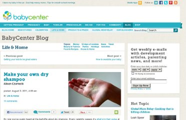 http://blogs.babycenter.com/life_and_home/make-your-own-dry-shampoo/