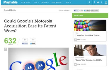 http://mashable.com/2011/08/15/google-motorola-patents/