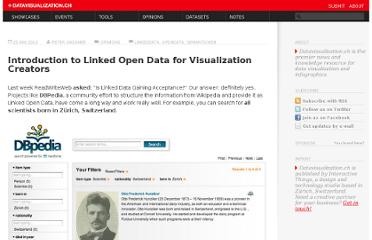 http://datavisualization.ch/opinions/introduction-to-linked-data/