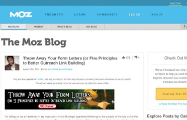 http://www.seomoz.org/blog/throw-away-your-form-letters-or-5-principles-to-better-outreach-link-building