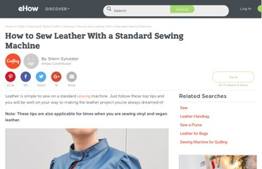 http://www.ehow.com/how_2038402_sew-leather-standard-sewing-machine.html