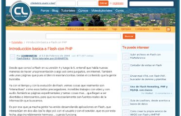 http://www.cristalab.com/tutoriales/introduccion-basica-a-flash-con-php-c9l/