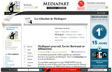http://blogs.mediapart.fr/blog/la-redaction-de-mediapart/070710/mediapart-poursuit-xavier-bertrand-en-diffamation