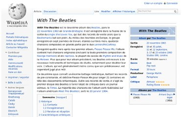 http://fr.wikipedia.org/wiki/With_The_Beatles