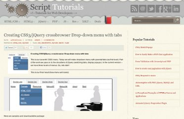 http://www.script-tutorials.com/creating-css3jquery-crossbrowser-dropdown-menu-with-tabs/