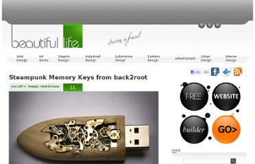 http://www.beautifullife.info/industrial-design/steampunk-memory-keys-from-back2root/
