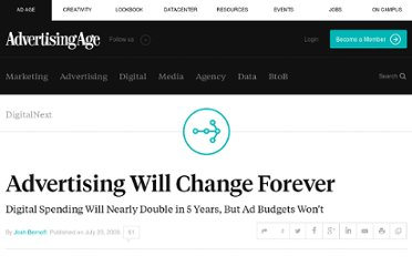 http://adage.com/article/digitalnext/advertising-change-forever/138023/