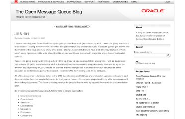 http://blogs.oracle.com/openmessagequeue/entry/jms_101
