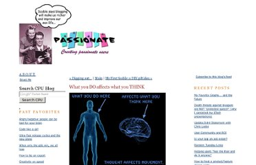 http://headrush.typepad.com/creating_passionate_users/2006/12/what_you_do_aff.html