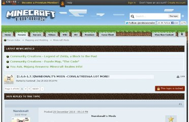 http://www.minecraftforum.net/topic/113054-166-173nandonalts-mods-coraltreesa-lot-more/