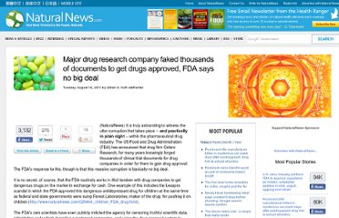 http://www.naturalnews.com/033338_drug_research_fraud.html