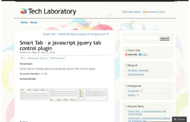 http://techlaboratory.wordpress.com/2010/04/05/smart-tab-a-javascript-jquery-tab-control-plugin/