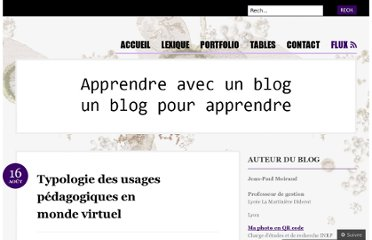 http://moiraudjp.wordpress.com/2011/08/16/typologie-des-usages-en-monde-virtuel/
