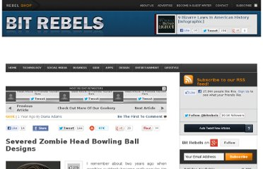 http://www.bitrebels.com/geek/severed-zombie-head-bowling-ball-designs/