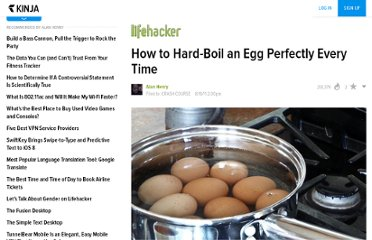 http://lifehacker.com/5831336/how-to-hard+boil-an-egg-perfectly-every-time