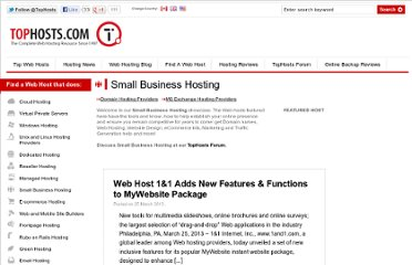 http://www.tophosts.com/showcase-small-business-hosting.html