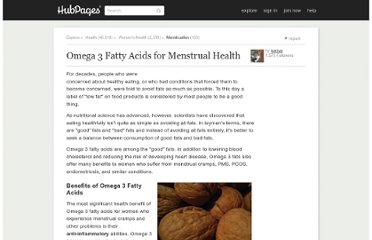 http://kerryg.hubpages.com/hub/Omega-3-Fatty-Acids-for-Menstrual-Health