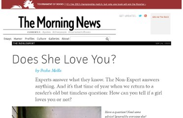 http://www.themorningnews.org/article/does-she-love-you