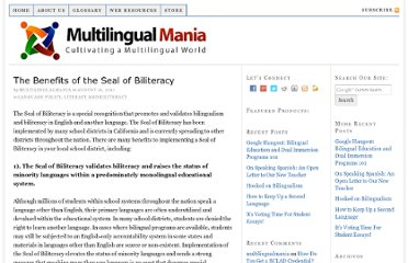 http://multilingualmania.com/the-benefits-of-the-seal-of-biliteracy/