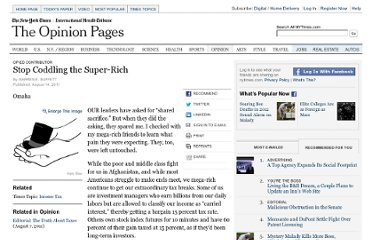 http://www.nytimes.com/2011/08/15/opinion/stop-coddling-the-super-rich.html?_r=2&ref=opinion