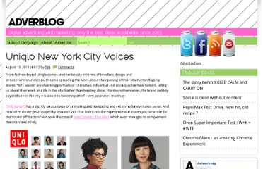http://www.adverblog.com/2011/08/10/uniqlo-new-york-city-voices/