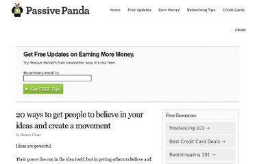 http://passivepanda.com/movement
