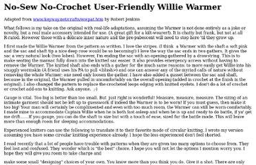 patterns willie warmer pattern htm free knitted leg warmer patterns
