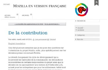 http://blog.frenchmozilla.fr/index/post/2011/08/16/De-la-contribution