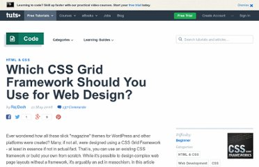 http://net.tutsplus.com/tutorials/html-css-techniques/which-css-grid-framework-should-you-use-for-web-design/