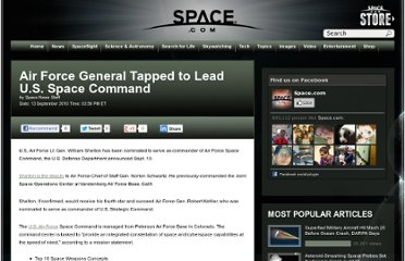 http://www.space.com/9112-air-force-general-tapped-lead-space-command.html