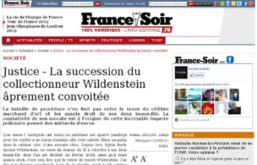http://www.francesoir.fr/actualite/societe/justice-succession-du-collectionneur-wildenstein-aprement-convoitee-45327.html