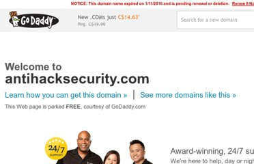 http://www.antihacksecurity.com/scan-a-website-for-virus-malware